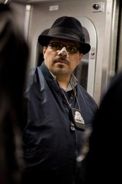 Luis Guzman in &quot;The Taking of Pelham 123.&quot;